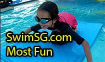 SwimSG.com - Singapore Swimming Lessons most fun and games