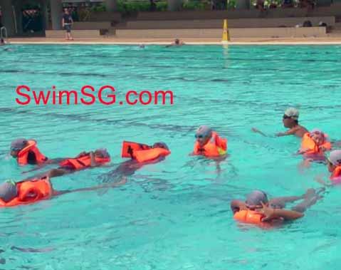 SwimSG.com - Swimming classes Sengkang Yishun Children Singapore Condo