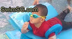SwimSG.com - Swimming Lessons beginner children tampines in Singapore