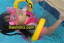 SwimSG.com - Singapore Swimming classes kids toddlers baby