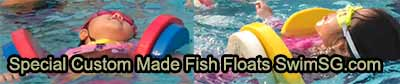SwimSG.com - Special made Swimming floats for swimming lessons in singapore