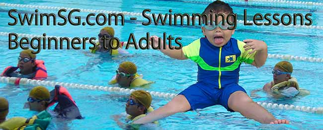 SwimSG.com - Beginners Adults Swimming Classes Singapore Bishan