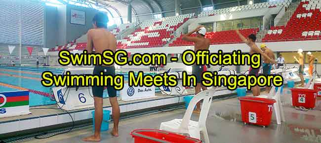 SwimSG.com - Officiating Swimming Meets In Singapore