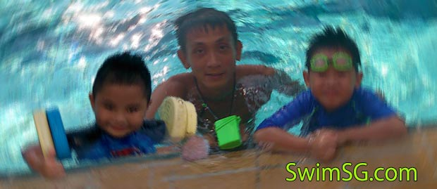 SwimSG.com - Singapore Swimming Lessons Children