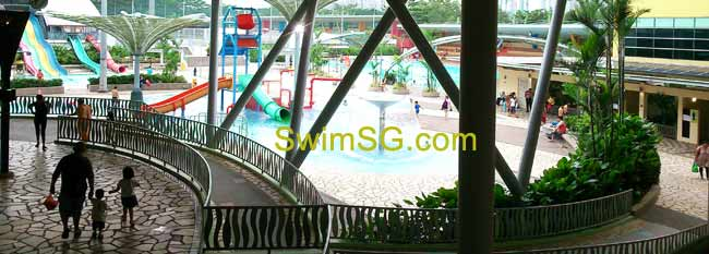 SwimSG.com - Swimming Classes Sengkang Swimming Pool