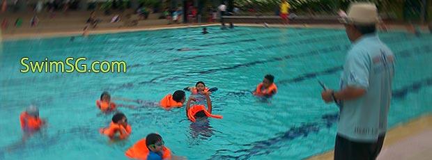 SwimSG.com - Swimming Lessons Test Singapore Ang Mo Kio