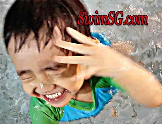 SwimSG.com - Singapore Kids Swimming Lessons