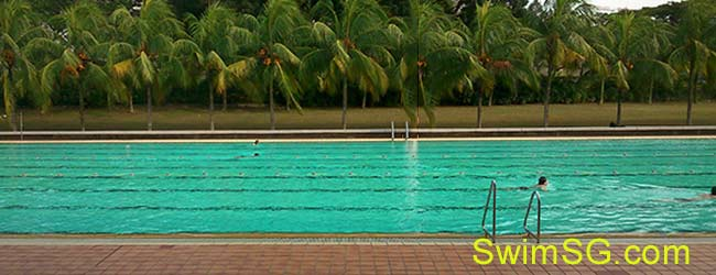SwimSG.com - Swimming lessons at Singapore Club Pool
