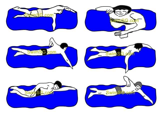 SwimSG - Swimming lessons free-style Singapore bedok condo