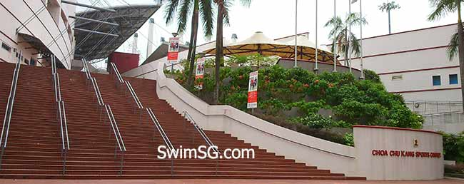 SwimSG - Swimming Classes Choa Chu Kang Swimming Pool