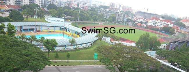 SwimSG.com - Swimming lessons at Serangoon Swimming Pool