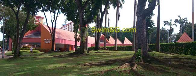 SwimSG.com - Swimming lessons at Ang Mo Kio Swimming Pool