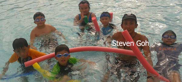 SwimSG.com - Swimming Classes Hougang Swimming Pool