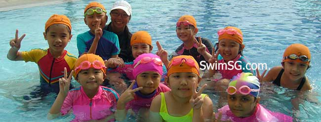 SwimSG.com - Swimming Lessons In Singapore