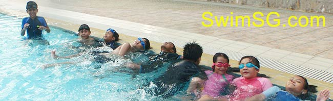 SwimSG - Swimming lessons in Singapore Geylang and Bukit Batok