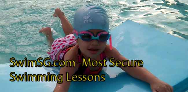 SwimSG.com - Swimming lessons kids toddlers baby Singapore best