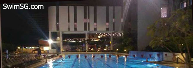 visit to toa payoh safra swimming pool singapore