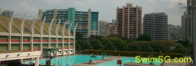 SwimSG.com - Punggol Swimming Pool Classes