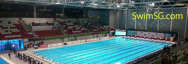 SwimSG.com - OCBC Aquatic Centre Singapore Swimming