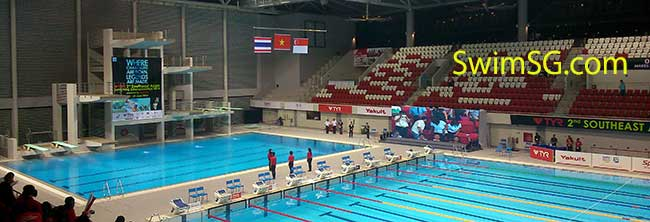 SwimSG.com - OCBC Aquatic Centre Swimming Singapore