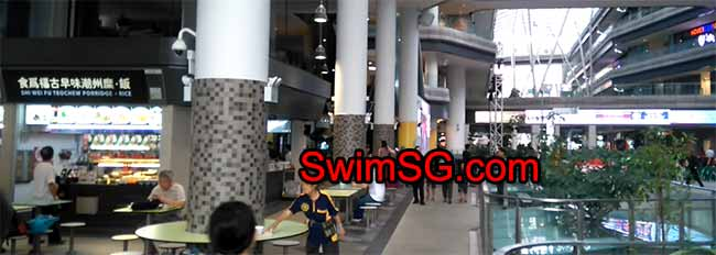 hawker centre tampines hub singapore