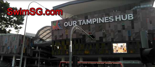 SwimSG.com - Tampines Hub In Singapore