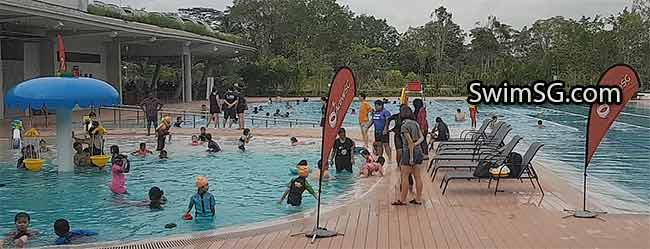 SwimSG.com - Jurong Lake Gardens Swimming Pool Lessons